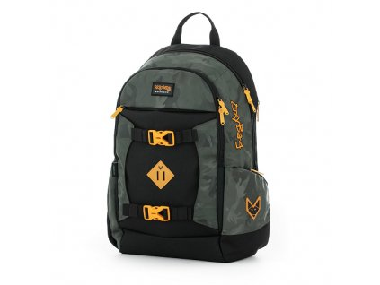 Studentský batoh OXY Zero Camo, Karton P+P  + Liner zdarma jako dárek