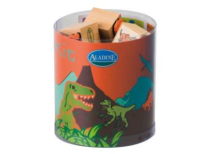 StampoKids, dinosauři