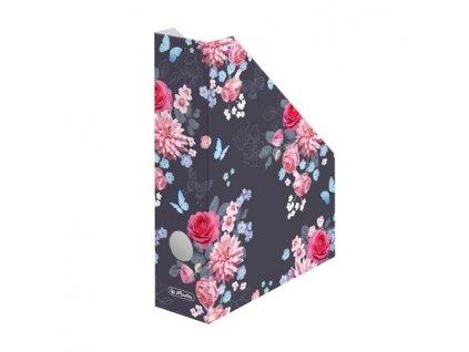 Herlitz Archivační box Ladylike - květ
