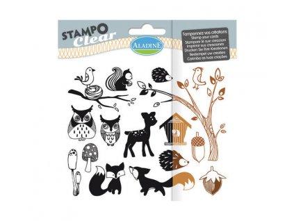 StampoClear, Lesní zvířátka