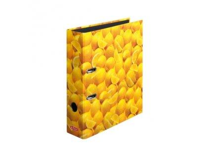 Herlitz Pořadač A4-Citrony