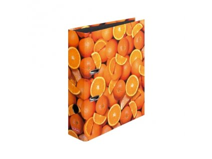 Herlitz Pořadač A4-Pomeranče