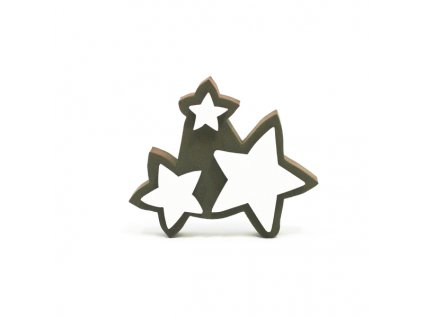Decostamp S, hvězdy