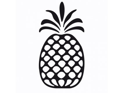 Decostamp S, ananas
