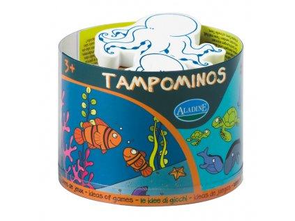 StampoMinos, mořský svět