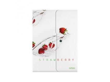 Spisovka s drukem A4 Fresh Fruit Jahody