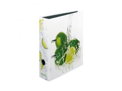 Herlitz Pořadač A4 -Fresh Fruit Limetky