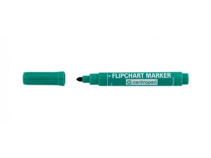 Fix na papír Flipchart 8550 zelený