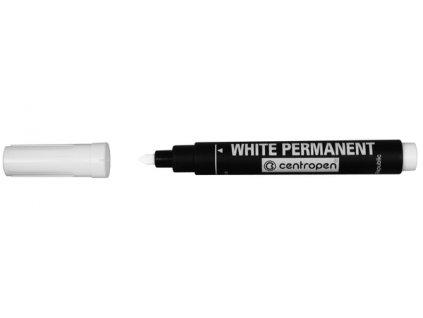 Fix Centropen bílý pernamentní 8586