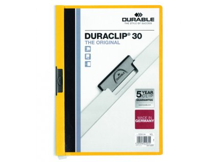 DURACLIP 60-žlutá