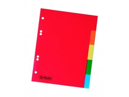 Rozřaďovač A5-barevný