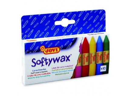 SOFTYWAX - voskovky 10ks  /60mm, průměr 10mm/, závěs
