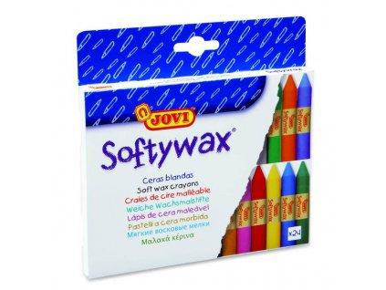 SOFTYWAX - voskovky 24ks  /60mm, průměr 10mm/, závěs