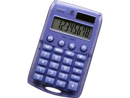 Kalkulačka Rebell Starlet - fialová