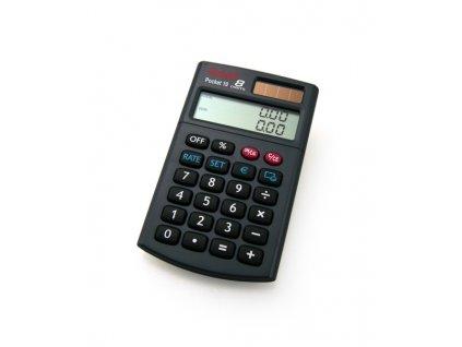 Kapesní kalkulačka Rebell Poket 10