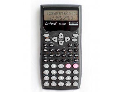 Vědecká kalkulačka Rebell SC2040