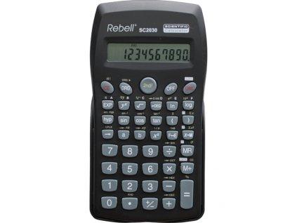 Vědecká kalkulačka Rebell SC2030
