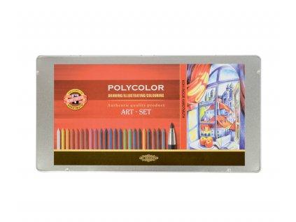 Kreslířská sada Koh-I-Noor Polycolor 3896/32