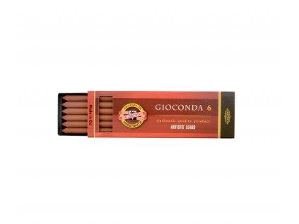 Rudka hnědá kreslířská  GIOCONDA 4373