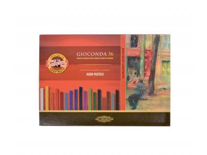 Olejové křídy GIOCONDA 8115/36 ks