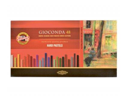 Olejové křídy GIOCONDA 8116/48ks