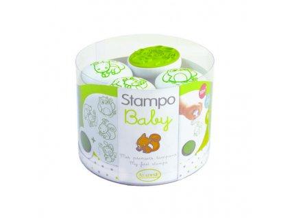 StampoBaby, Lesní zvířátka