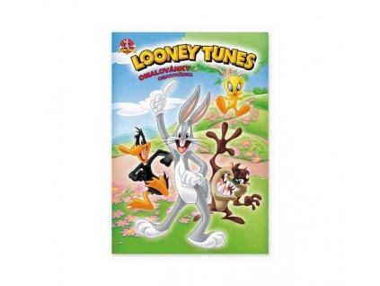 Omalovánky MFP A4 WB (Looney Tunes 2)