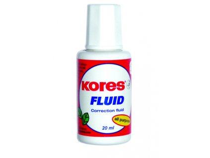 Opravný lak Fluid 20 ml - se štětečkem