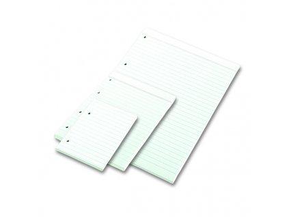 Náhradní náplň Notes do zápisníku A6 - linkovaná 100 listů