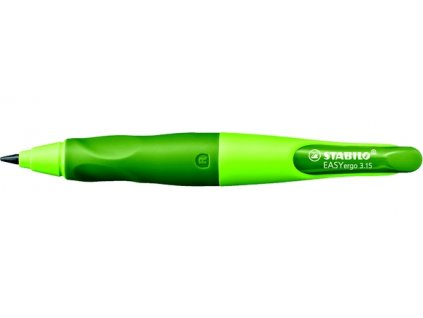 Mechanická tužka - STABILO EASYergo 3.15 P zelená + ořezávátko
