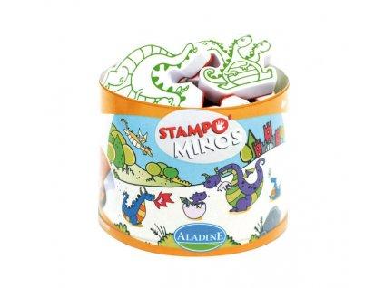 StampoMinos, dráčci