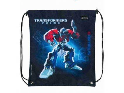 Sáček na cvičky Transformers - prime