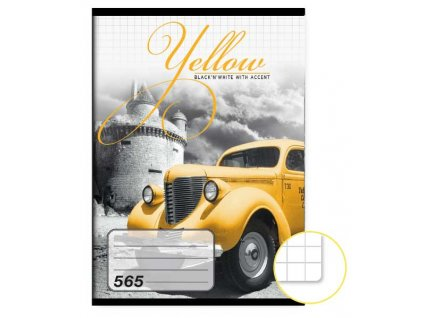 565 TRAVEL Yellow 1