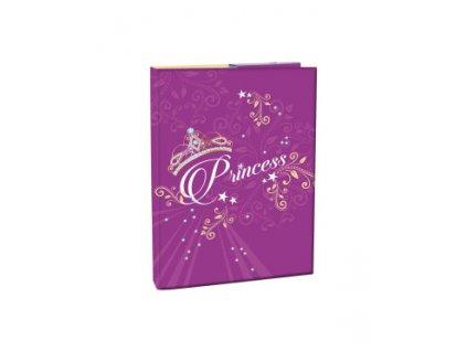 Box na sešity A4 Princess
