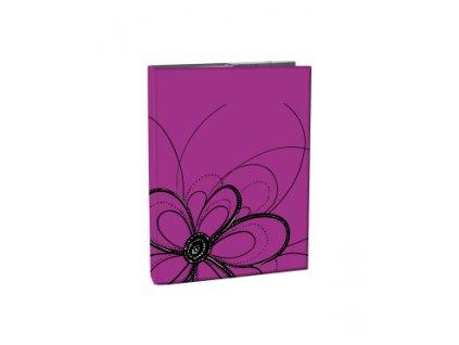 Box na sešity A4 Violet