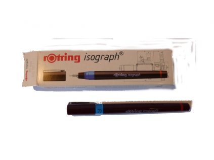 Technické pero Rotring Isograph - 0,7