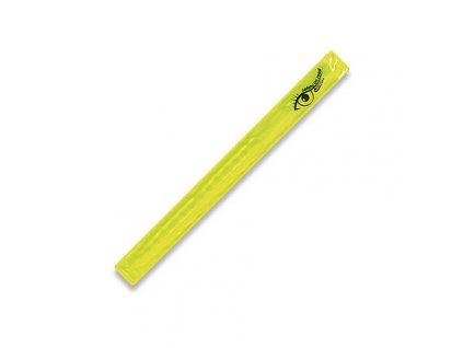 Reflexní pásek Roller - žlutý