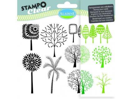 StampoClear, Stromy