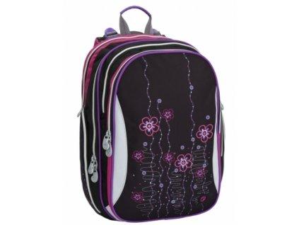 skolni batoh bagmaster element 6 a pink green 87286 0
