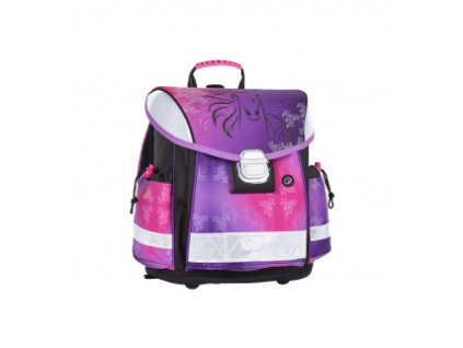 divci skolni aktovka bagmaster lim 7 b violet pink 87599 0
