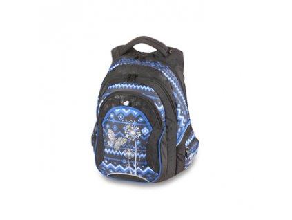 skolni batoh walker fun paradise indi modry 86621 0