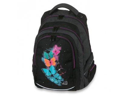 skolni batoh walker fame butterfly 87589 0