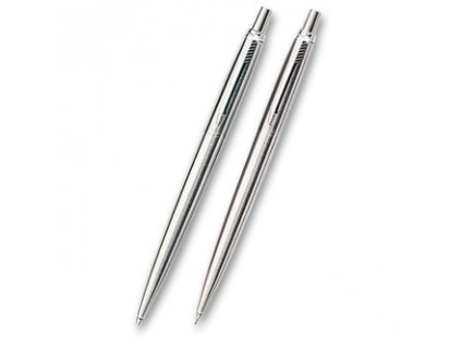 parker jotter stainless steel ct souprava kt mt 0 5 mm v darkove krabicce 82537 0
