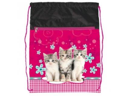 sacek na cvicky cats 87783 0