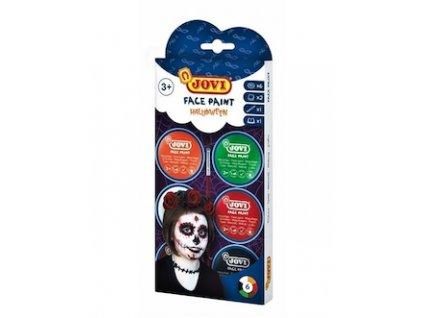 oblicejove barvy sada jovi halloween 87731 0