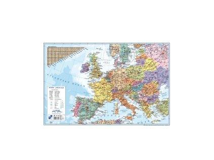 podlozka na stul karton p p 60 x 40cm evropa politicka mapa 87866 0