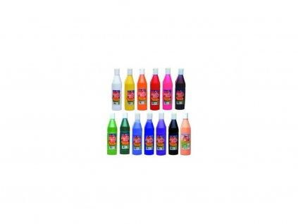 temperová barva Jovi 500ml v lahvi - výběr barev