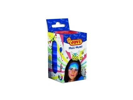 Barvy na obličej  Jovi - 6x 8 ml polštáře