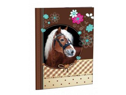 Desky na abecedu Sweet Horse