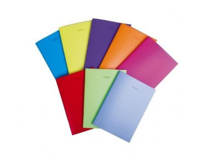 sesit a4 linkovany 464 60 listu mix barev 93258 0